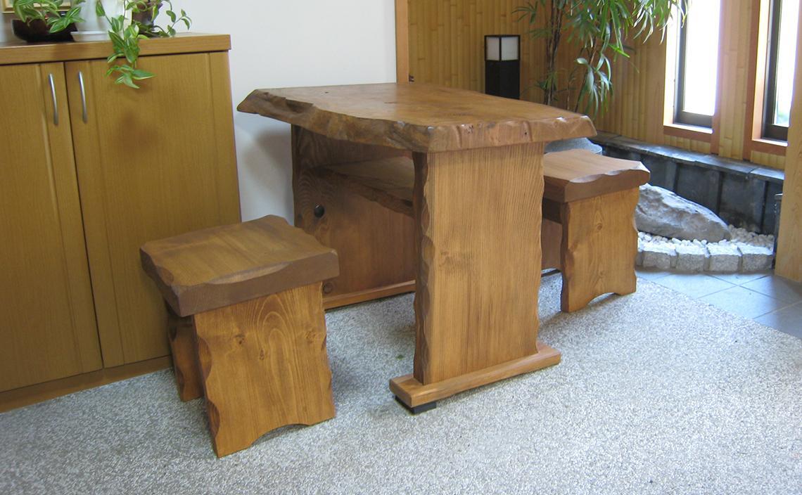 リメイク家具